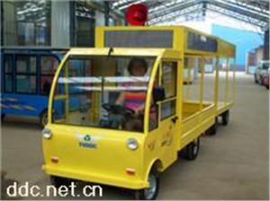 益华平板运输车