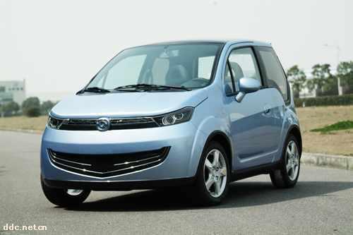 新能源电动汽车 海马Mpe 观光车 上海惠源电动车有限公司 -新能源电动高清图片