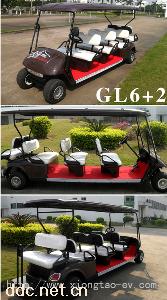 6+2座高尔夫车