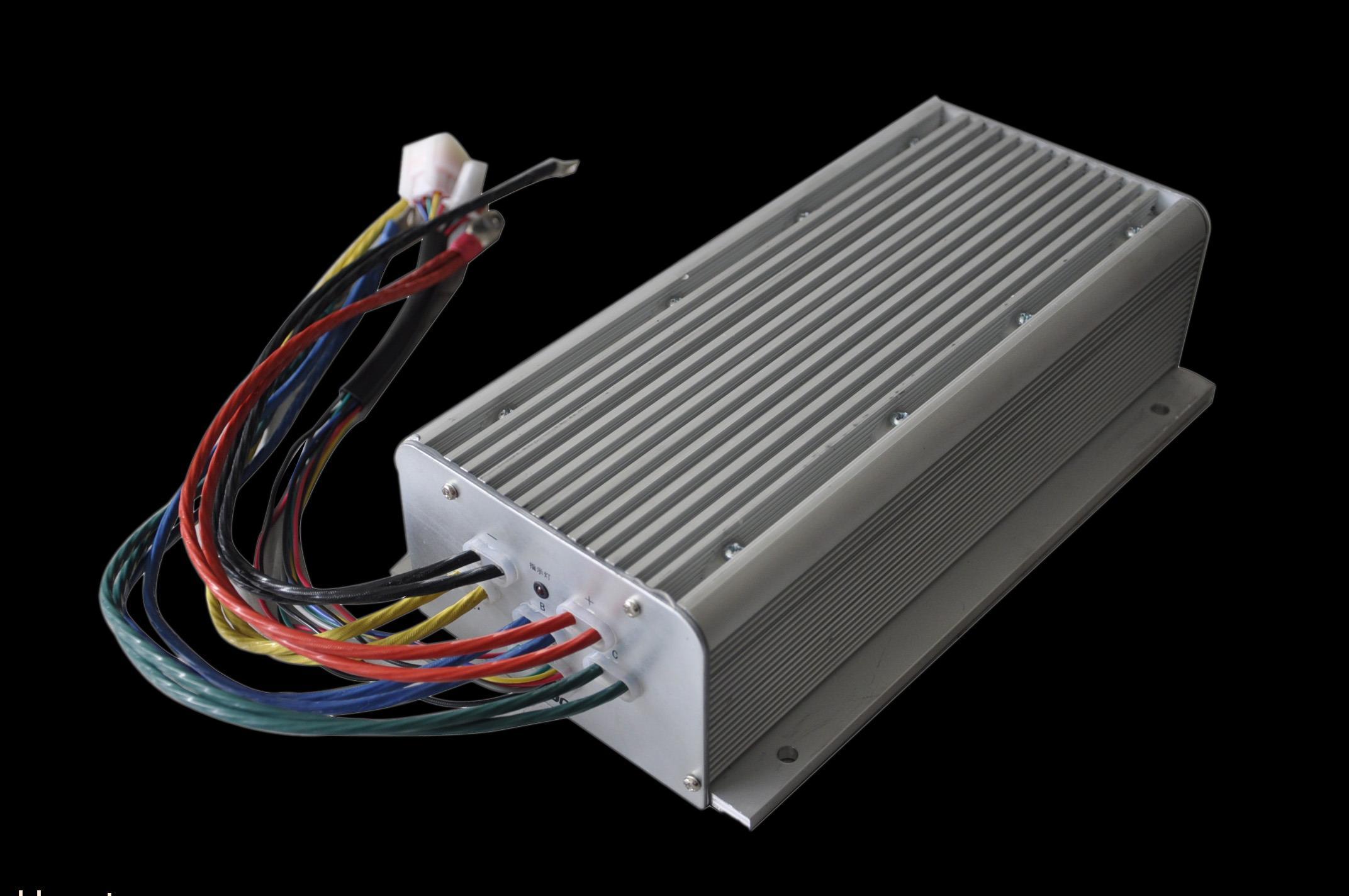 """电动车配件之控制器损坏因素 电动车控制器介绍 """"12秒87""""之台铃控制"""