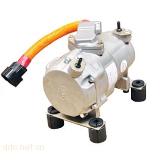 纯电动汽车空调 电动压缩机 直流一体空调 卡车直流
