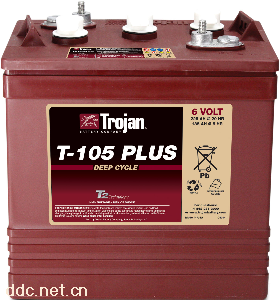 Trojan美国原装进口铅酸蓄电池