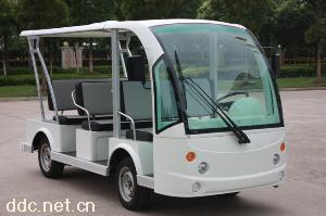 知豆电动游览观光车