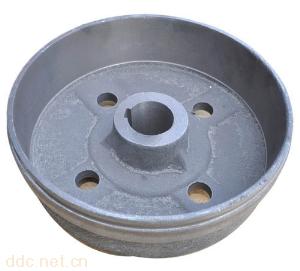 灰铁材质刹车锅