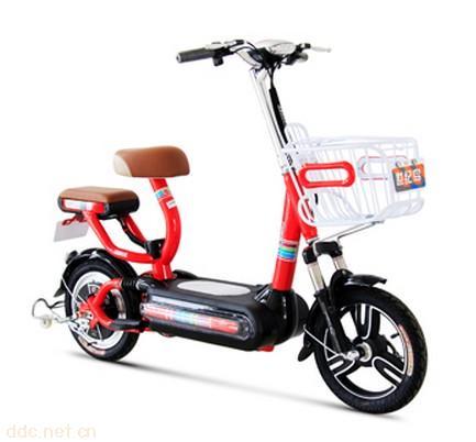 世纪鸟中国风轻巧电动自行车