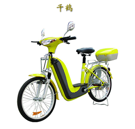 电动自行车 小叮当电动车2006-4-12; 千鹤电动车; 上海出售建设雅马哈