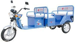 富尔沃电动休闲车,电动三轮车,载客电动三轮车