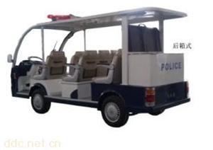速派奇社区公园电动巡逻车SPQ6081J