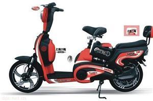 上海三斯16寸简易天语电动自行车