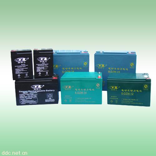 广东电动车铅酸电池高清图片