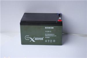 超杰6-DZM-10电动车铅酸蓄电池