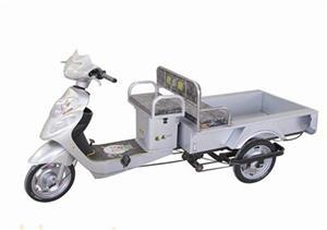 绿佳单排电动三轮车
