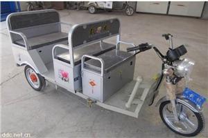 徐州四人载客电动三轮车