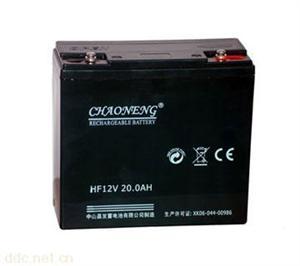 广东中山12V20AH电动车蓄电池