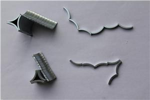 异形瓦形磁钢