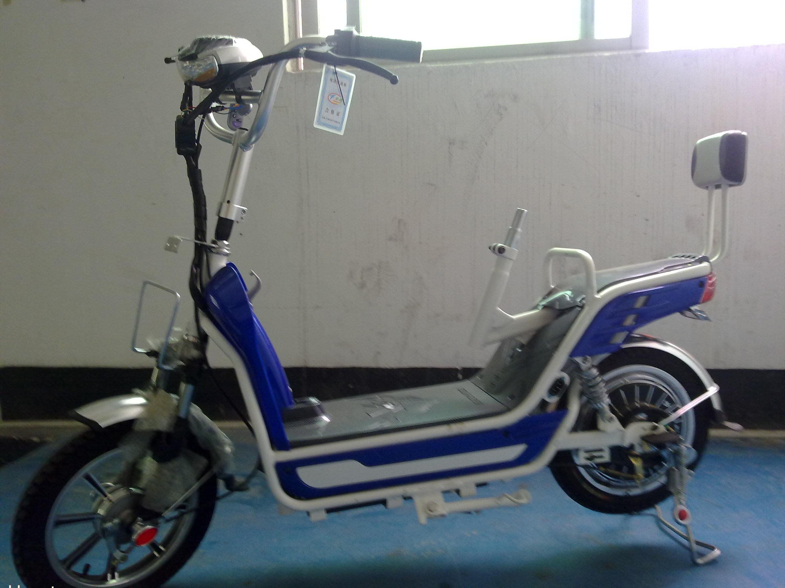 电动助力车价格_都市贝贝简易款电动自行车-深圳市中骑电动车有限公司