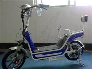 中骑都市贝贝时尚简易电动自行车