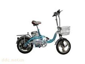 深圳中骑小巧简易电动自行车