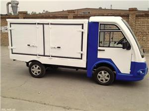 北京 环保 电瓶车  电瓶封闭货车  电瓶平板车