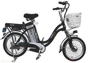 山东霸威3号锂电池电动自行车