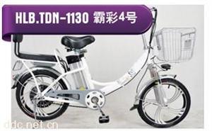 山东48V200W霸彩4号锂电池电动自行车