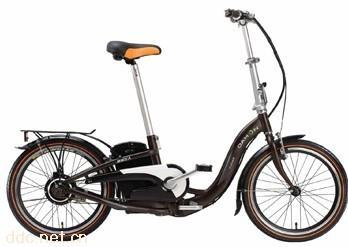 大行36V10Ah城际飞人锂电池电动自行车