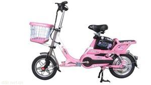 爱普奔集玉玲珑时尚款电动自行车