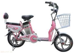 爱普奔集玉兔简易电动自行车