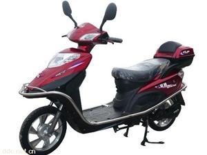 爱普奔集新动力豪华电动摩托车