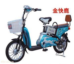 金快鹿350W电动自行车