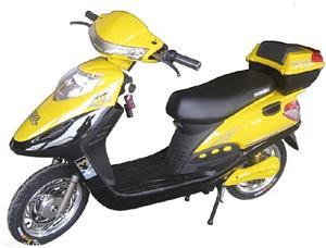 48V/350W南方之星电动摩托车TDM412Z