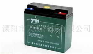 """""""天源之星""""6-DZM-17电动车电池"""