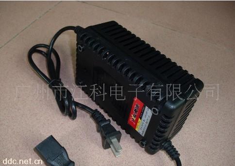 江科60v12ah电动车充电器