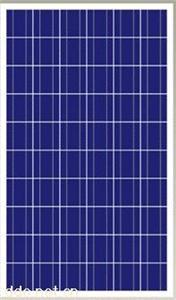 JJ-150D150W多晶太阳能电池板