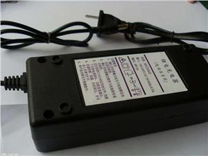 厂家直销电动自行车锂电池充电器48V 2A