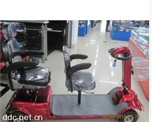 上海老年双人电动代步车