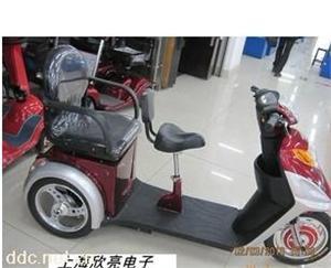 上海残疾人老年人电动代步休闲车