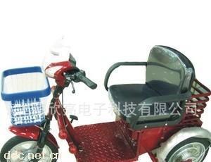 上海欣亮L007残疾人老年人代步电动三轮车