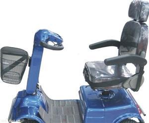 上海欣亮单人老人四轮电动代步车
