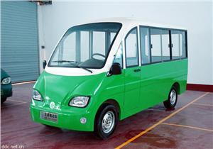 电动小巴士
