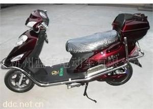 蓝宇凌鹰九代350W电动摩托车