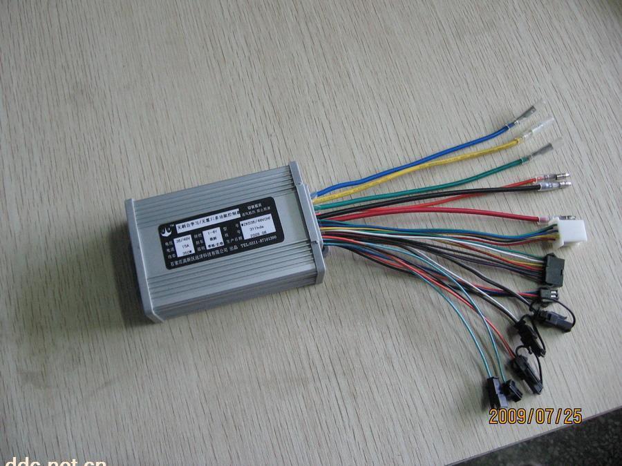 远洋3G语音双模无刷控制器半成品板