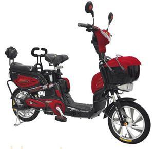 金鸽豪华款太子妃电动摩托车