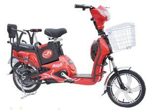 金鸽简易款天翼电动摩托车