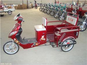 宏运客运载客电动三轮车