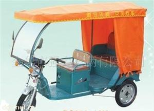 金华强力带蓬客运电动三轮车