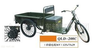 金华强力农用载货电动三轮车