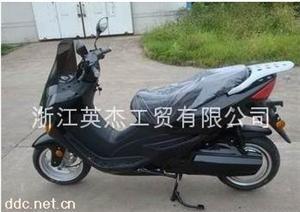 英杰天客大功率电动摩托车