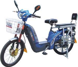 八匹马TDL-012Z载重王电动自行车