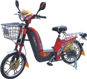 深圳八匹马TDP-010Z小百灵电动自行车